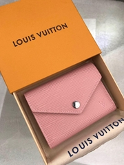 Victorine Wallet Epi Leather    small wallet