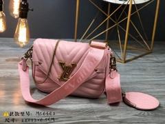 New Wave Multi Pochette Handbags pink    shoulder bag