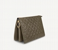 Louis Vuitton COUSSIN MM Leather Monogram embossed puffy lambskin BAG