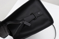 Saint Laurent Baby Cabas Leather Bag