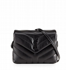 Saint Laurent Loulou Toy Matelasse Calfskin quilted leather Flap-Top Bag