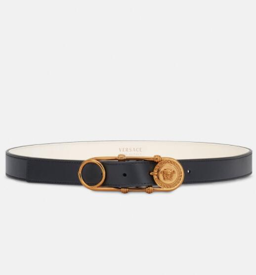 Versace SAFETY PIN belt