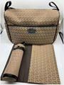 Fendi Classic Logo Print Diaper Bag