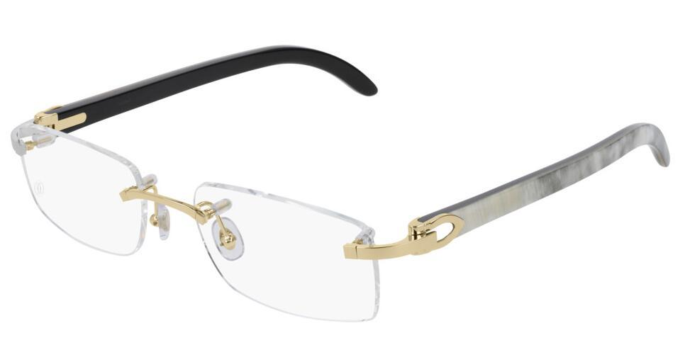 Cartier CT0046O cheap cartier classic glasses for sale