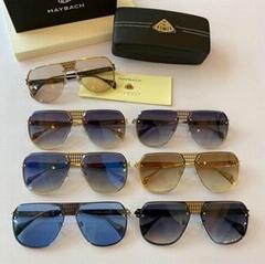 Cheap Maybach eyewear Design metal Frame sunglass for men