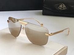 Maybach The Aeronaut Eyewear Men Maybach  Platinum sunglasses