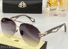 Maybach the King eyewear men Fashion sunglasses