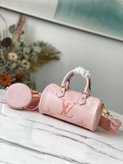Multi Pochette Accessoires crossbody bags    mini speedy bags pink