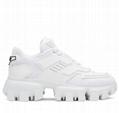 Prada Cloudbust Thunder sneakers white