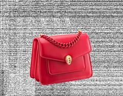 BVLGARI Serpenti Forever Crossbody Bag Fashion chain shoulder bag