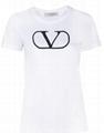 Valentino VLOGO-print T-shirt Women