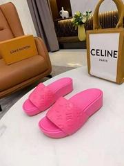 JUMBO FLATFORM MULE    soft lamb leather slippers Women MULES (Hot Product - 2*)