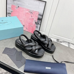 woven platform sandals Women's       Shoes