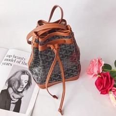 GOYARD PETIT FLOT BUCKET BAG PM Goyard Mini Bucket bag