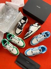 Amiri Skeleton Bone Low-Top Sneakers men Amiri  Embossed shoes