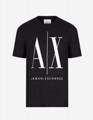 Armani exchange ICON T-shirt Cheap Armani Men Tee Cheap t-shirts