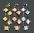 Van Cleef & Arpels Vintage Alhambra bracelet 5 motifs Fashion Bracelet