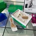 Bottega Veneta Stretch 90 mm sandals Women BV chain strap sandals