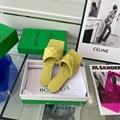 Bottega Veneta Lido woven sandals BV leather slipper