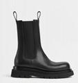 Bottega Veneta boots Vegetally tanned leather Chelsea boots
