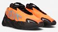 adidas Yeezy 700 MNVN Orange Release Men yeezy sneakers