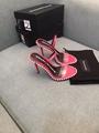 Alexander Wang Nova Sandals women heel slingback