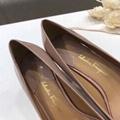 Salvatore Ferragamo Garda Double Gancio Pump Ferragamo round heels pumps