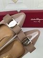 Salvatore Ferragamo Ladies Vara Bow Pointed-Toe Pump Shoe in Black women pumps