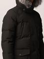 MOOSE KNUCKLES Salmon River Long Puffer Jacket