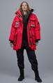 Canada Goose Snow Mantra Parka women down coat convertible coat Women fur jacket