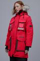 Snow Mantra Parka women down coat