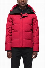 Macmillan Quilted Shell Hooded Down Parka Cheap down coats