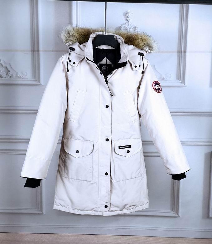 Canada Goose Women's Trillium Parka Coat