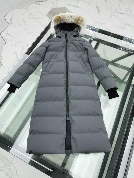 Canada Goose Mystique Long Parka jacket