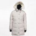 Canada Goose Ladies Fur-Trimmed Massey Parka Coats