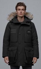 Macculloch Parka Black Label Men fur down coats  (Hot Product - 1*)