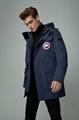 CANADA GOOSE CITADEL PARKA Black Men coats