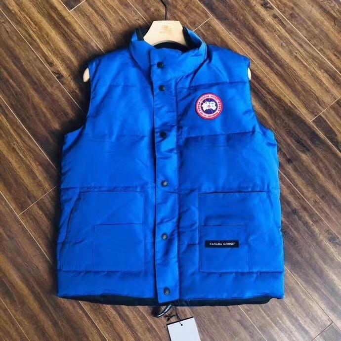 Canada goose White Freestyle quilted shell down vest