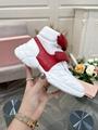 Miu Miu high top front strap Sneakers Women miumiu shoes