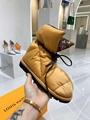 Louis Vuitton Pillow Comfort Ankle Boots