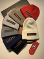 ribbed-knit Beanie hat fashion cap for sale