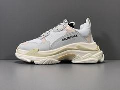 Trainers Triple S White Women boots men platform sneaker shoes
