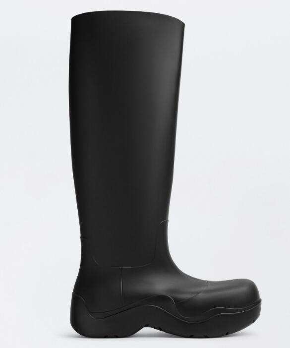 Bottega Veneta Puddle knee high boots Bottega Veneta Biodegradable rubber boots