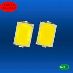5730燈珠led貼片燈珠65-70LM暖白正白SMD5730