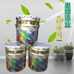 济宁厂家直供醇酸防锈漆价格实惠 多种类工业管道金属用漆