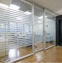Tempered Laminated Partition Wall Glass