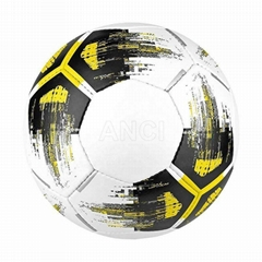 Size 5 TPU Leather Soccer Ball Club Team Traning Ball
