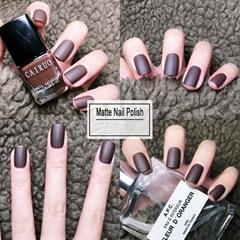Matte Top Coat Color UV Gel Nail Polish 40 Color Semi Permanent Soak Off UV Gel