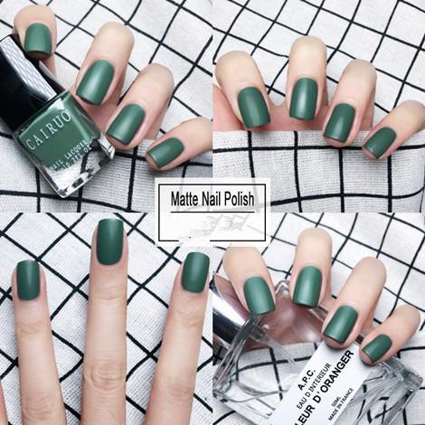 Matte Top Coat Color UV Gel Nail Polish 40 Color Semi Permanent Soak Off UV Gel  4