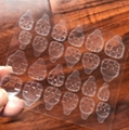 Double Sided False Nail Art Adhesive Tape Glue Sticker DIY Tips Fake Nail